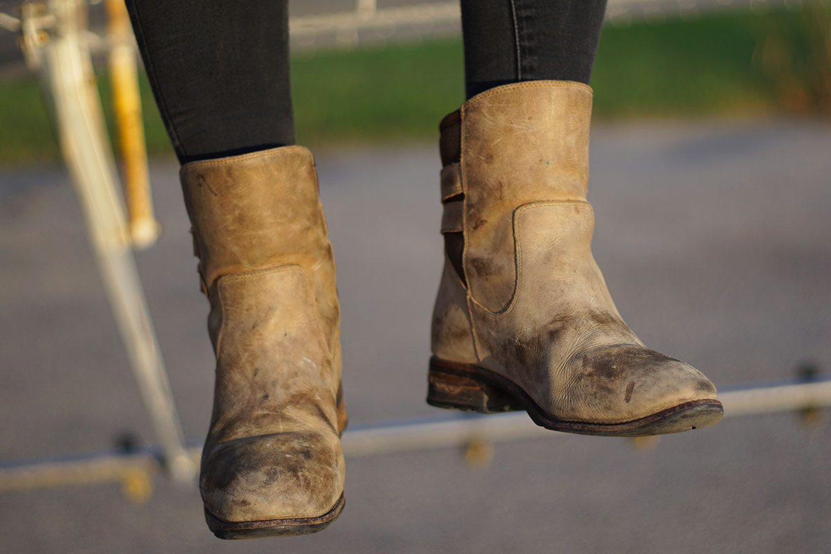 Review] Boots for the Workin' Woman: The Verona by Muck Boot ...