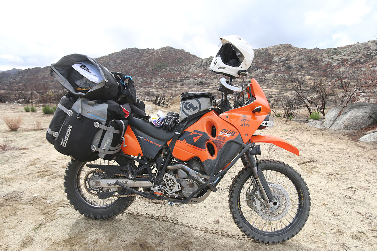 Mosko Moto Reckless Ktm R
