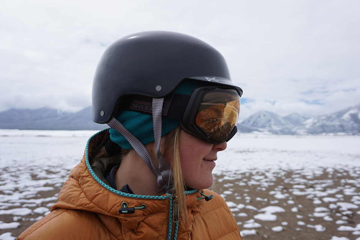review the upslope goggles by native adventure rig